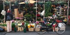 Flower Market by drooderfiets