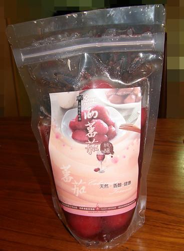[點心] 夢想果紅酒蕃茄 (1)