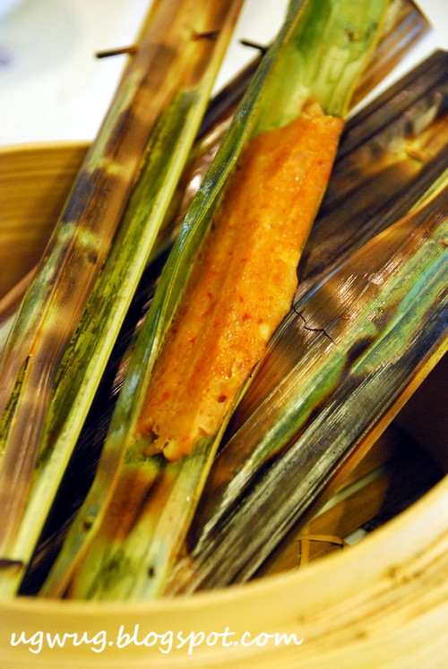 Otak-Otak Sticks