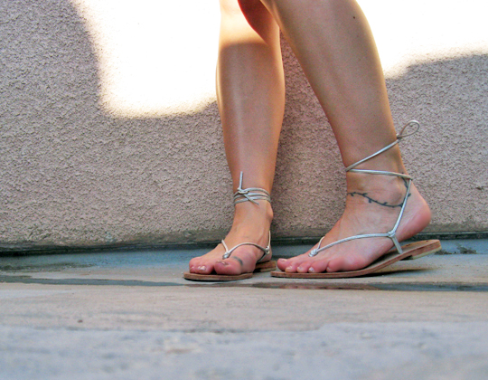 silver-lace-up-sandals