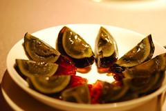 餐前小菜(2)-皮蛋
