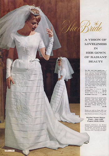The Bride: A Vision of Loveliness