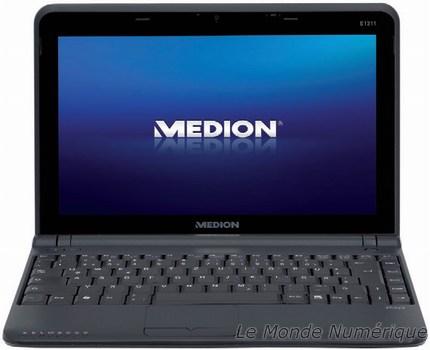 Medion Akoya Mini E1311, Medion Akoya Mini E1315