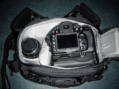 What can you fit in Lowepro Inverse 200 (Kent Yu Photography) Tags: camera nikon gear bags lowepro d700 flipside300 inverse200