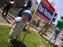 Maximilian says: Vote Van Vechten!