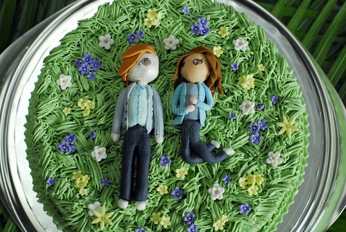 Edward's Meadow/ Twilight cake