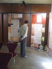 vista da mostra