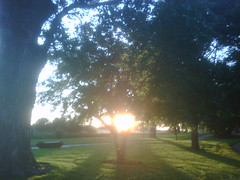 Beautiful Sunrise in Iowa