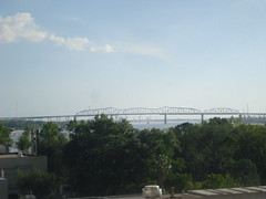 View from Hospital (1) (stephaniemyeager) Tags: new old school wedding girls baby beagle dogs parish gardens hospital river big high twins orleans highway louisiana long elizabeth 21 daniel united mommy young paige ridge huey newborn isabelle stephanie april p jefferson kenner years azalea states nola easy middle trixie fraternal infants holmes veterans 29th audubon dashound yeager payton the metairie riverdale montesorri oschner