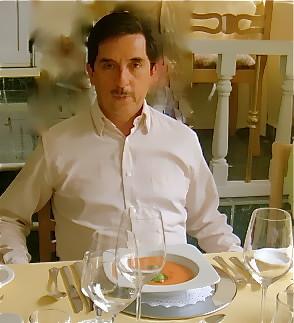 Ecuador-Chef