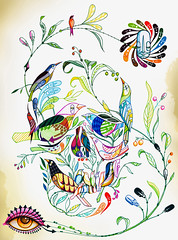 Balance (.  F L F  .) Tags: life flowers portrait flores color bird eye art halloween colors birds illustration cores print poster dead skeleton death skull book design pattern peace post god drawing buddha surrealism ghost optical drawings shakespeare monk pop tibet textures illusion yang diadelosmuertos muertos bone arrow meditation psychedelic tatoo yin seta caveira opticalillusion metamorphosis grafite mcescher estampa passaros eyeofgod impress surrealismo walpaper crnio psicodlico diadefinados cranio ilusodetica deathandlife ilusodeotica franciscofreitas