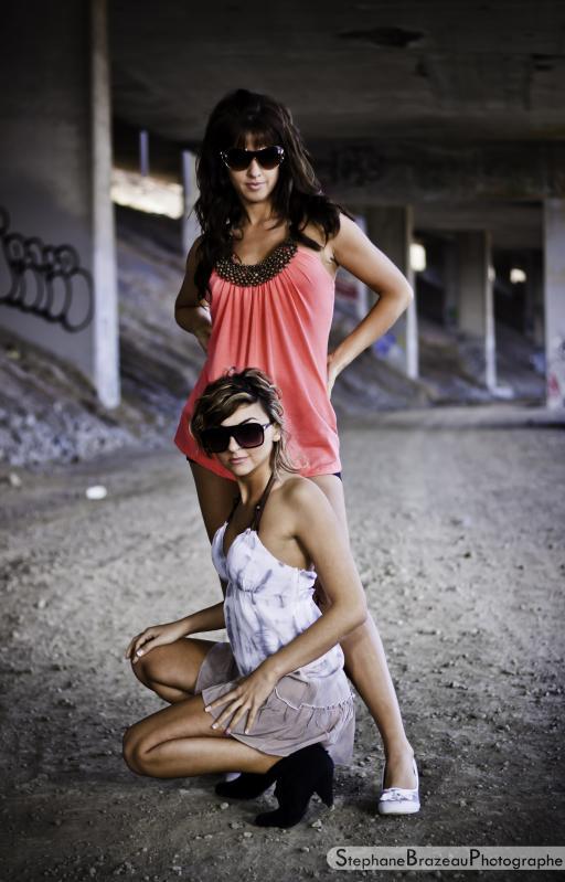 Gabrielle Malbeuf and Sandi Fares - 01