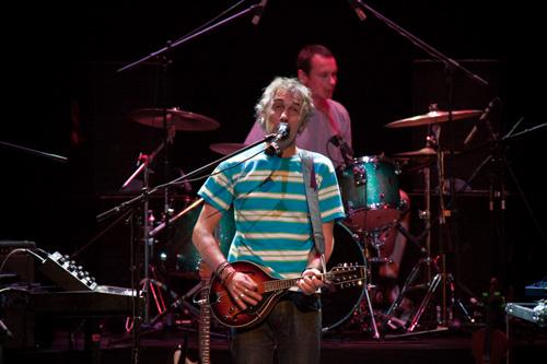 Yann Tiersen en el Teatro de la Ciudad