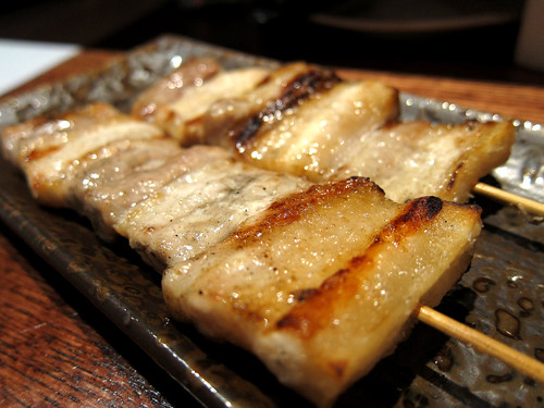 Pork Belly Kushiyaki