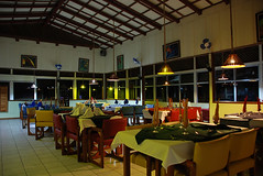 Arenal Vista Lodge. Restaurant