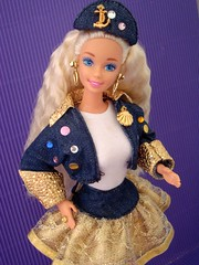 Super Talk Barbie! 1994 (Chicomttel) Tags: barbie talk super 1994 mattel inc