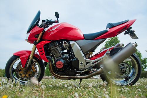 Kawasaki Z1000 Z750[s][r] plaza deeltje 68 - Naked bikes