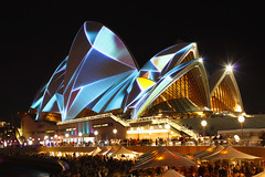 Lighting The Sails 2011 (tco1961) Tags: house opera sydney vivid australia nsw 2021 tco1961