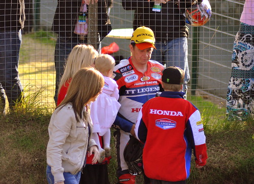 John McGuinness by Add a bit of colour ;)