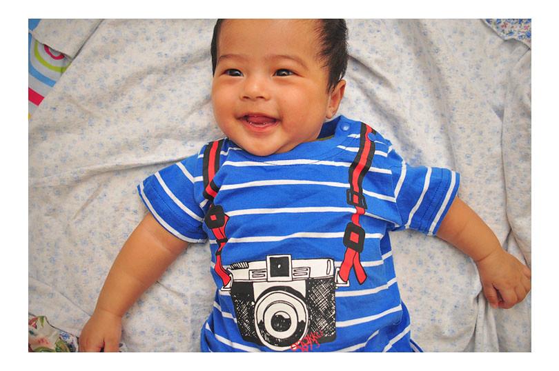 Adam's New Camera