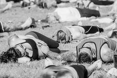 Yoga Rocks the Park - Phoenix 2014 (Matthew R photography) Tags: arizona people phoenix yoga candid streetphotography az pregnant event 2014 steeleindianschoolpark canon200mmf28lii yogarocksthepark