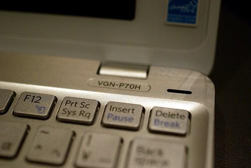 VGN-P70H