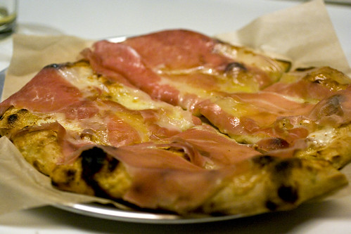 Ham & Cheese Pizza