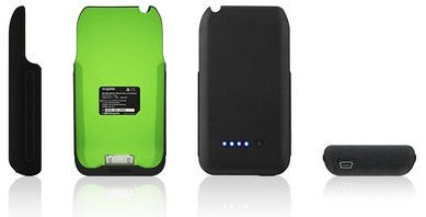 mophie - iPhone Battery, iPod Cases, iPhone accessories and more! - Juice Pack - iPhone 3G