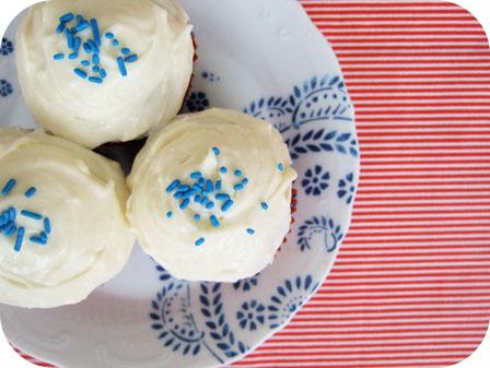 inauguration cupcakies