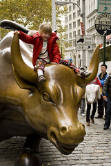 Bull market dominated by a Child