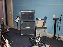 Ryan's amp set up