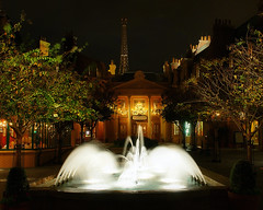 Disney - France at Night (Explored) (Express Monorail) Tags: longexposure travel walter vacation usa france fountain america dark wonder geotagged fun psp interestingness orlando epcot nikon florida availablelight magic tripod eiffeltower dream wed elias disney mickey disneyworld fantasy mickeymouse imagine theme wish orangecounty wdw waltdisneyworld walt magical kissimmee epcotcenter themepark attractions waltdisney d300 worldshowcase wdi lakebuenavista imagineering baylake flickrexplore waltdisneyworldresort explored disneypictures chefsdefrance disneyparks disneyatnight disneyafterdark disneypics expressmonorail disneyphotos paintshopprophotox2 impressionsdefrance disneyphotochallengewinner joepenniston disneyphotography disneyimages geo:lat=2836913 geo:lon=81552539