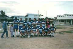 Cruz Azul - Veteranos - 1989 por S.E. Cruz Azul - Contagem - MG
