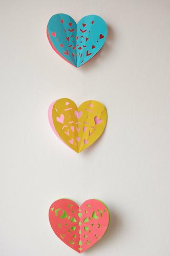 Valentine garland 4