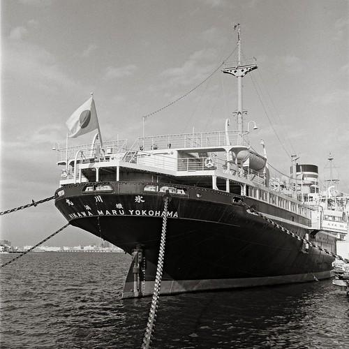 Hikawa Maru, Yokohama