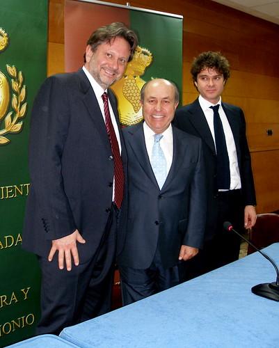 Rueda de Prensa - Clausura RETROBACK 2009