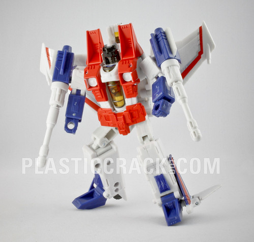 TF Universe Starscream (G1 deco)