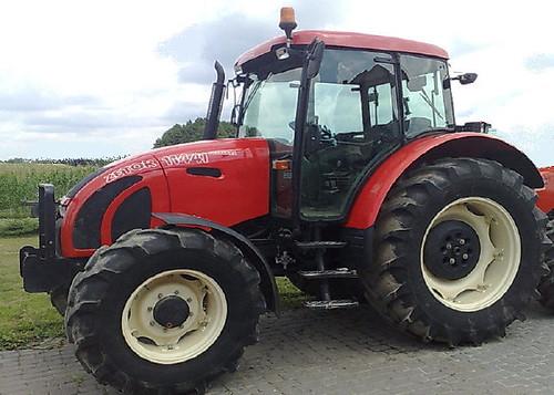 Traktory, ciągniki rolnicze Zetor używane