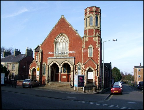Dereham Road Baptist Church