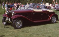1932 Lancia Dilambda dual cowl phaeton (carphoto) Tags: 1932 lancia dilambda dualcowlphaeton 1932lanciadilambda meadowbrookconcours1995 ©richardspiegelmancarphoto
