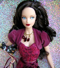 BIRTHSTONE BEAUTY - MISS GARNET (rod_collection_2) Tags: