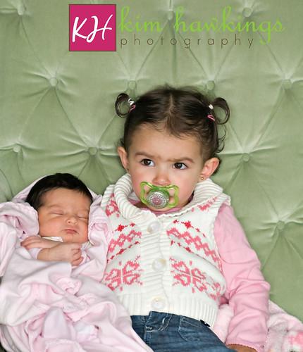 Precious baby girl! | Kim Hawkings Photography