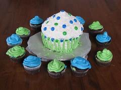 FreshBooks cupcakes