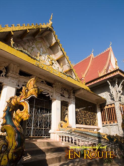 Laos Wat Pha Bat