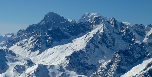 Mont Blanc des del Rogneux