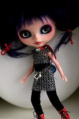 Blythe Chic's Punk Set