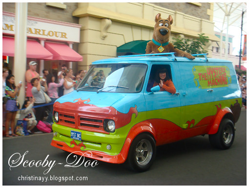 Warner Bros. Movie World: Scooby-Doo & The Mystery Inc.