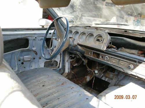 1969 Mercury Cyclone Spoiler Dan Gurney Special
