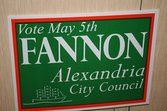 Frank Fannon Sign