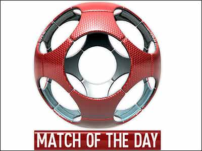 Match of da day logo